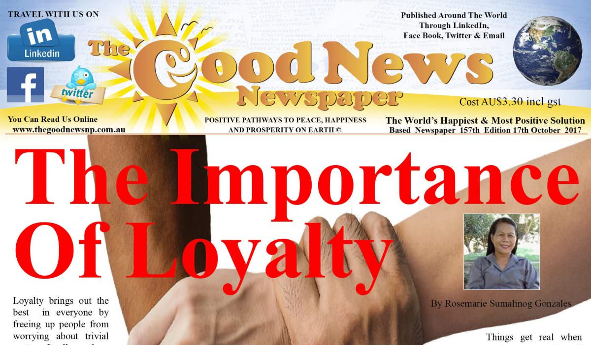 the importance of loyalty