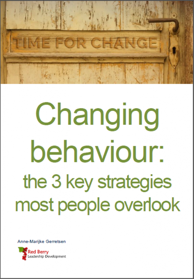Changing Behaviours Image