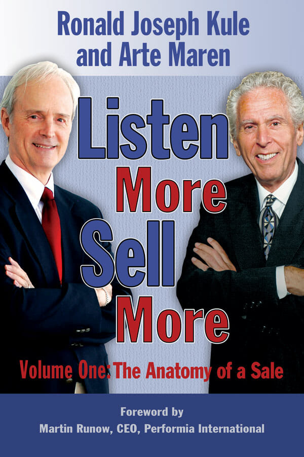 Listen More Sell More Volume 1 Image