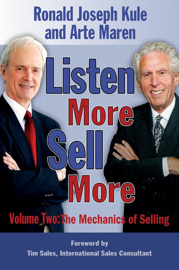 Listen More Sell More Volume 2 Image