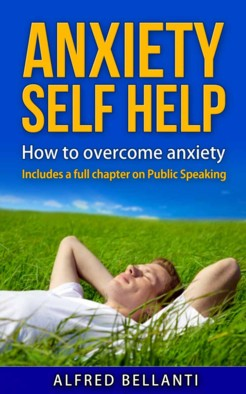 Anxiety Self Help Image