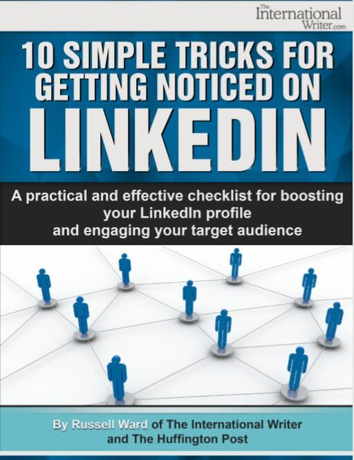 10 Simple Tricks For Getting Noticed On Linkedin Image