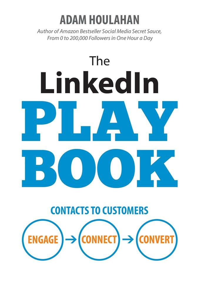 The Linkedin Play Book Image