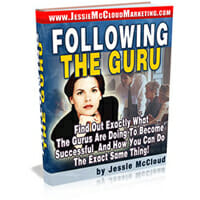 Following The Guru Image